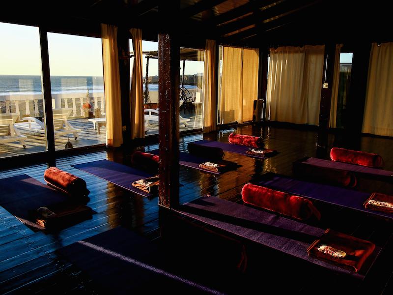 real flow yoga teacher training course