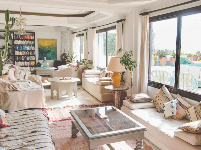 Villa Mandala - living space (1)