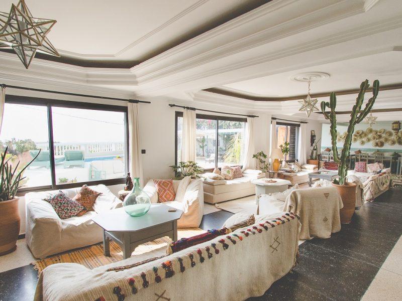 Villa Mandala - living space (3)