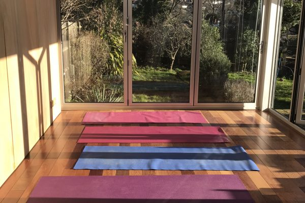 real flow yoga taster event