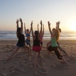 Morocco retreat Rea flow yoga